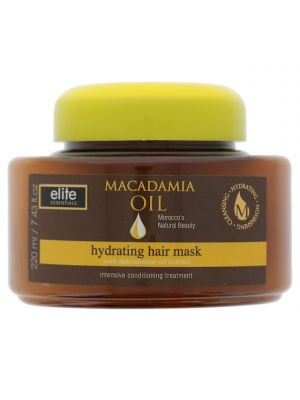 MACADAMIA OIL HYDRATING HAIR MASK