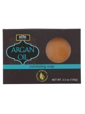 EXFOLIATING BAR SOAP ARGAIN OIL