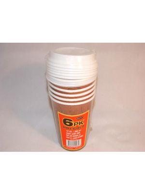 HOT COLD CUPS SET 12OZ 6CT