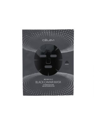 Celavi Black Caviar Mask 1 Sheet