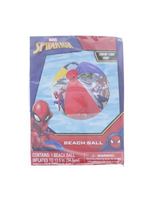 SPIDERMAN INFLATABLE BEACH BALL