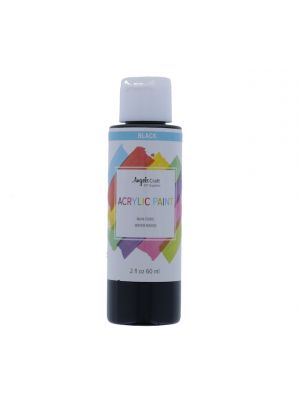 BLACK ACRYLIC PAINT 2 FL OZ