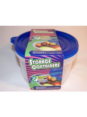EZ Round Food Container 48 Oz