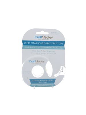 12mm Clear Dbl-Sided Tape
