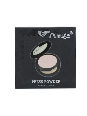 AMUSE PRESS POWDER SOFT BEIGE