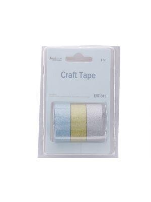 Crafting Tape-GldSil  XXX