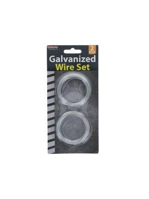 GALVANIZED WIRE SET