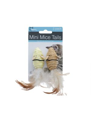 MINI MICE CAT TOYS