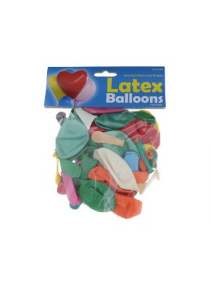 PARTY BALLOONS COLOR