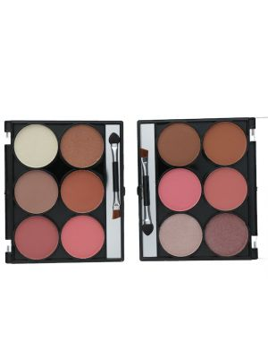 AMUSE BLUSH HIGHLIGHT PALLETTE