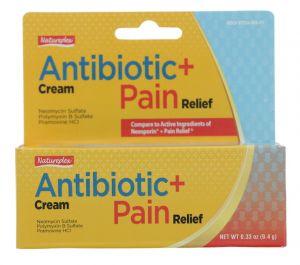 ANTIBIOTIC AND PAIN CREAM