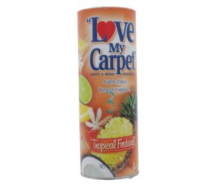 TROPICAL FESTIVAL LOVE MY CARPET