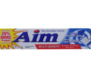 AIM ULTRA MINT PASTE