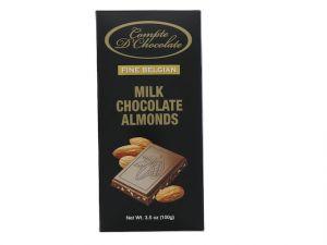CHOCOLATE COVERED ALMOND BAR