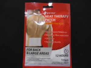 HEAT THERAPY PATCH FOR BACK