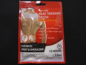 HEAT THERAPY PATCH FOR WRIST