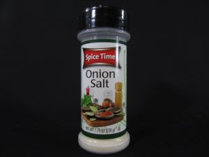 ONION SALT 7.75 SPICETIME