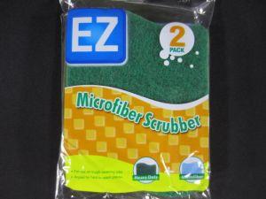 MICROFIBER SCRUBBER 2PK