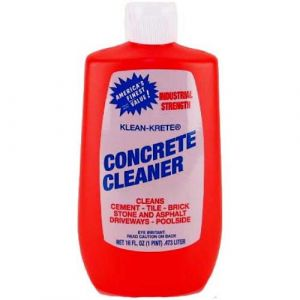 KLEAN-KRETE.CONCRETE CLEANER
