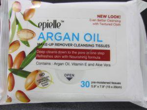 CLEANSING TISSUE ARGAN OIL