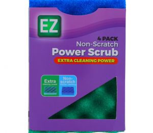 NON-SCRATCH POWER SCRUB