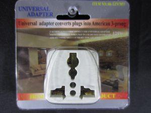UNIVERSAL ADAPTER PLUGS