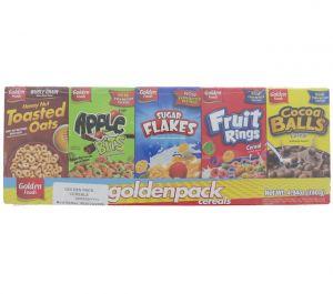 GOLDEN CEREAL PACK