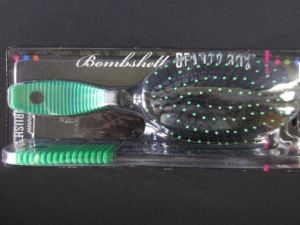 HAIR BRUSH 2PC
