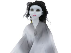 GHOST HANGING DOLL