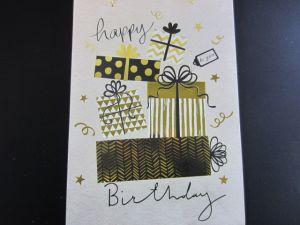 HAPPY BIRTHDAY BAG LARGE