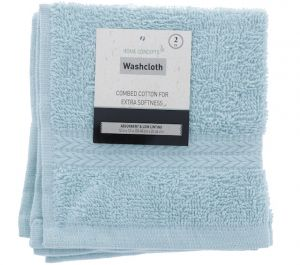 WASH CLOTH 12 IN 12 IN