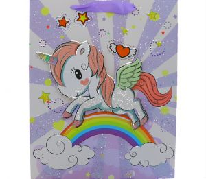 UNICORN GIFT BAG MEDIUM SIZE