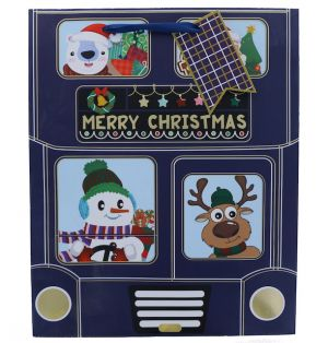 MERRY CHRISTMAS LARGE GIFT BAG