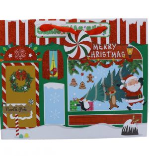 MERRY CHRISTMAS LARGE GIFT BAG