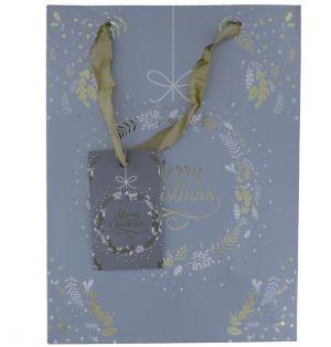 MERRY CHRISTMAS XL GIFT BAG