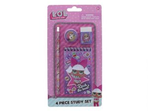 LOL Surprise Study Kit 4 Piece