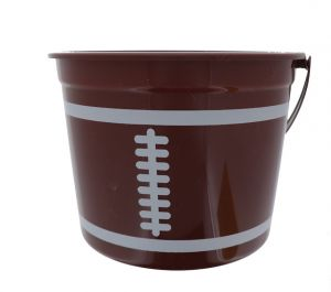 EASTER PLASTIC SPORTS PAILS