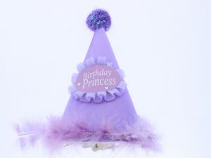 PARTY BIRTHDAY CONE HAT