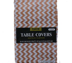 ROSE GOLD TABLE COVER