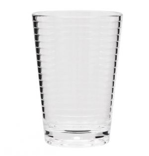 GLASS PLAIN 16 OZ