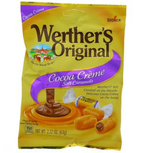 WERTHERS ORIGINAL COCA CRME SOFT CARAMEL
