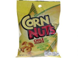 CHILE PICANTE CORN NUTS 549840