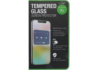 XR IPHONE TEMPERED GLASS