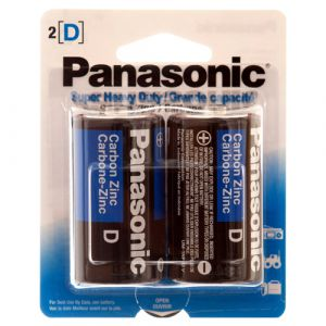 BATTERY PANASONIC D