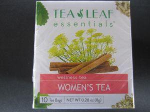 WELLNESS TEA WOMENS TEA