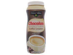 CLOVER VALLEY CHOCOLATE COFFEE CREAMER