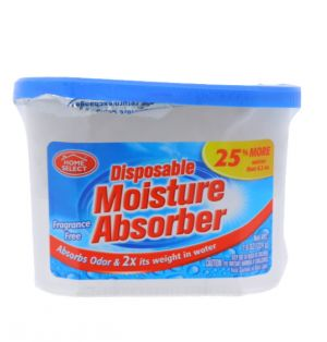 DISPOSABLE MOISTURE ABSORBER