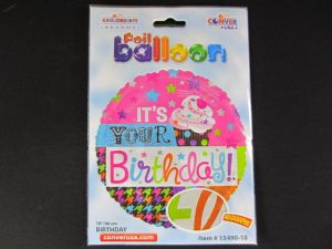 ITS YOUR B-DAY  XXX