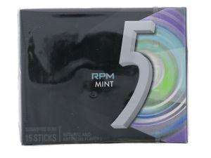5 GUM RPM MINT