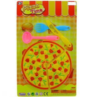 PIZZA PLAY SET 9 PIECE